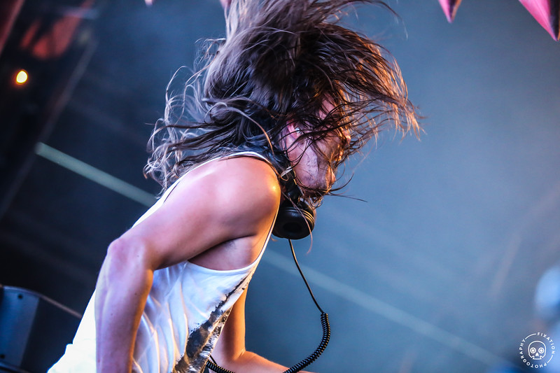 """SEVEN LIONS BRINGS HIS HIGH ENERGY TO ESCAPE """"PSYCHO CIRCUS"""" 2015"""