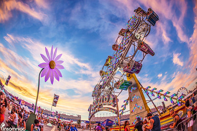 COTTON CANDY SKIES FOR INSOMNIACS EDC LAS VEGAS 20TH ANNIVERSARY