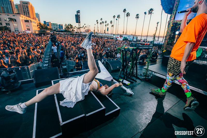 SOFT TUKKER BRINGS DOWN THE HOUSE DURING CRSSD FESTIVAL 09.29.2018