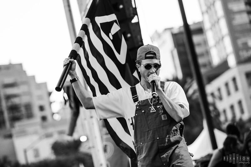 FLOSSTRADAMUS REPRESENTS @ MAD DECENT BLOCK PARTY IN SAN DIEGO  09.2014