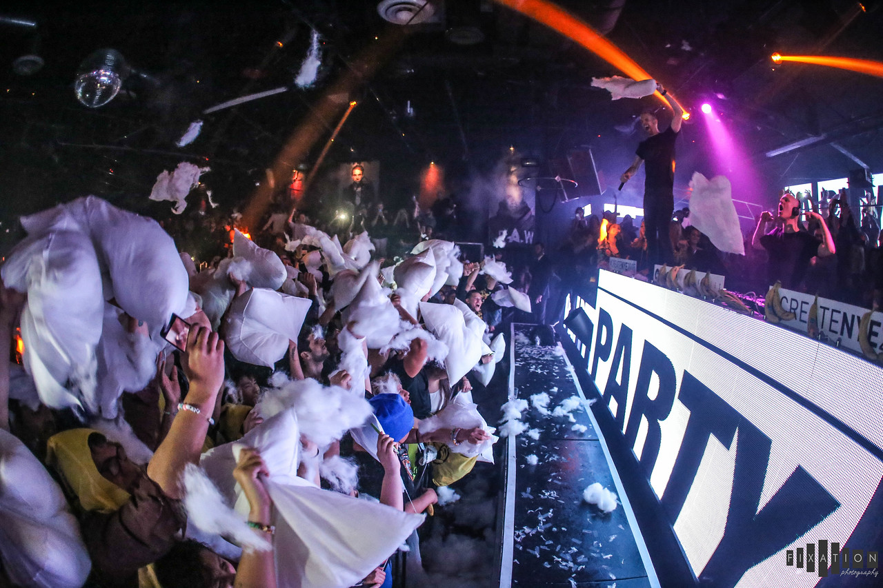 DADALIFE BRINGS DADALAND TO CREATE NIGHTCLUB IN HOLLYWOOD FOR NYE WEEK 12.27