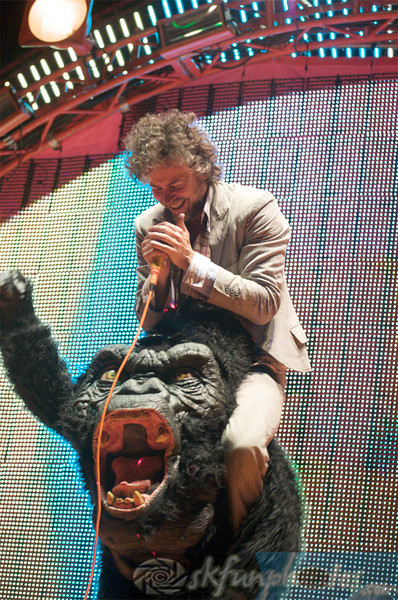 THE FLAMING LIPS, Red Rocks
