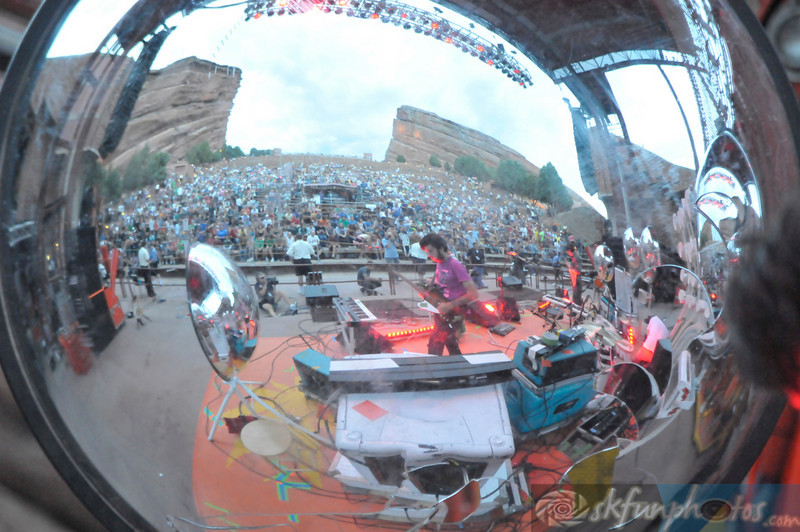 RED ROCKS Fun shot