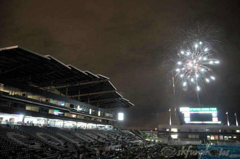 Colorado Rapids Fireworks