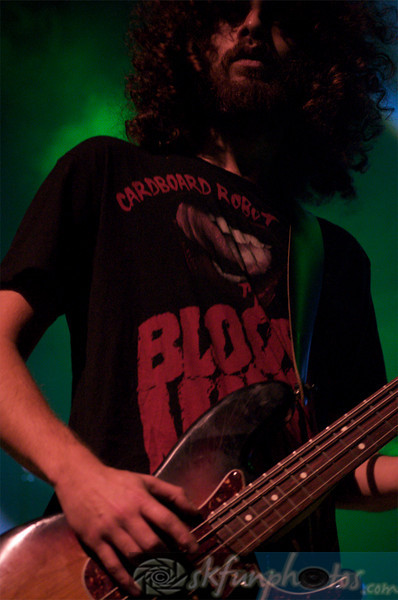 WOLFMOTHER, Ogden Theatre '09