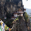 TAKTSHANG GOEMBA. TIGER'S NEST. WESTERN BHUTAN. [4]