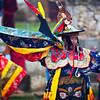 URA TCHECCHU FESTIVAL. URA. BHUMTANG. CENTRAL BHUTAN.