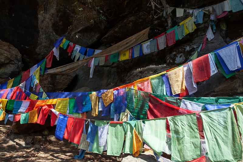 TAKTSHANG GOEMBA. TIGER'S NEST. WESTERN BHUTAN.