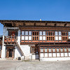 DRAMETSE GOEMBA MONASTERY WITH MONKS SCHOOL. EAST BHUTAN. [2]