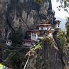 TAKTSHANG GOEMBA. TIGER'S NEST. WESTERN BHUTAN. [3]