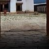 GANGTEY GOEMBA MONASTERY. PHOBJIKHA VALLEY. CENTRAL BHUTAN.