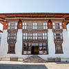 DRAMETSE GOEMBA MONASTERY WITH MONKS SCHOOL. EAST BHUTAN. [3]