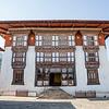 DRAMETSE GOEMBA MONASTERY WITH MONKS SCHOOL. EAST BHUTAN. [3]