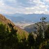 PUNAKHA. NALANDA BHUDDIST COLLEGE. WEST BHUTAN.
