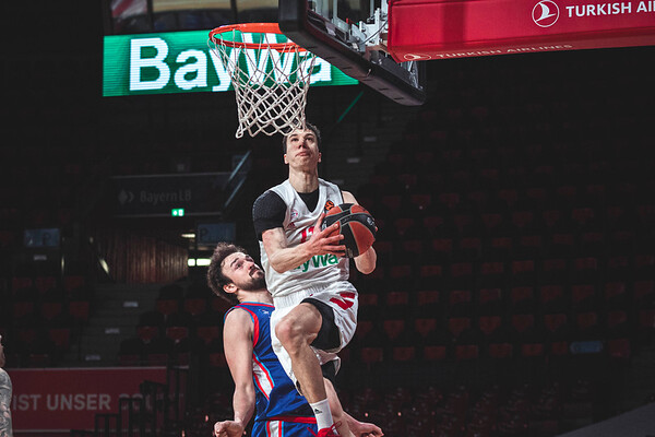FC Bayern Muenchen Basketball - Anadolu Efes Istanbul, // Basketball Euroleague