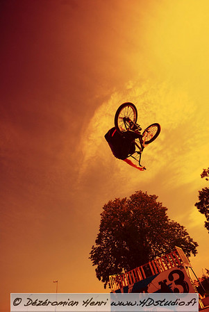 BMX Session Troyes