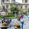 La Paz Metropolitan Cathedral - La Paz Bolivia