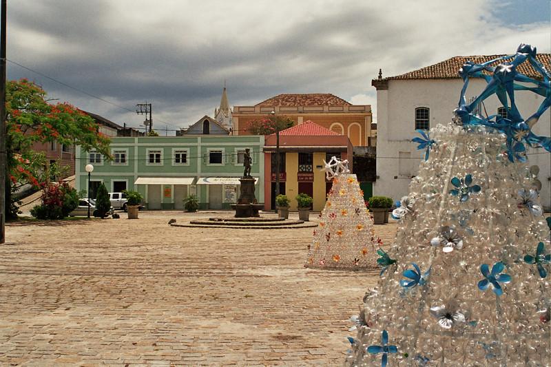 CHRISTMAS TIME AT PARANAGUA. PARANA.