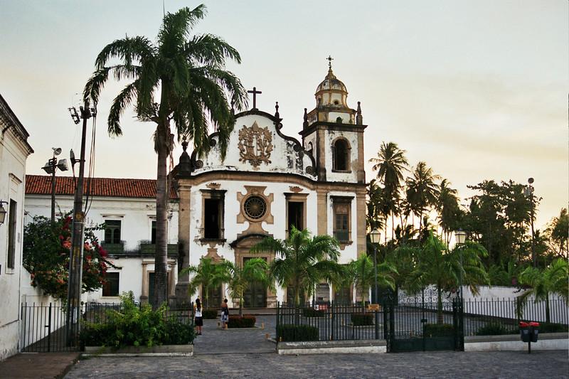 CHURCH. OLINDA.