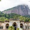 Lage Park (Parque Enrique Lage) in Rio de Janeiro, Brazil, South America