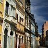 COLONIAL HOUSES. CENTRE OF RECIFE. PERNAMBUCO.