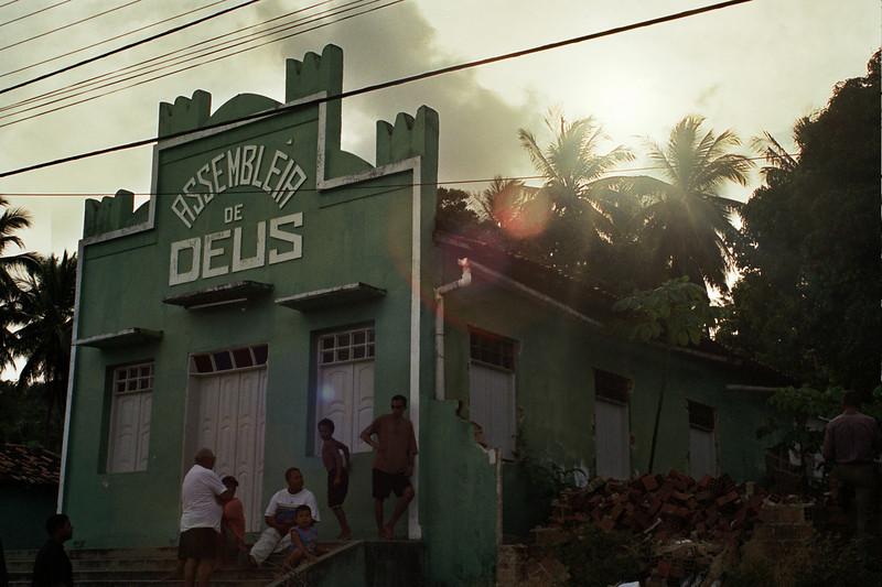 ASSEMBLEIA DE DEUS. CHURCH. RECIFE. PERNAMBUCO. BRASIL.