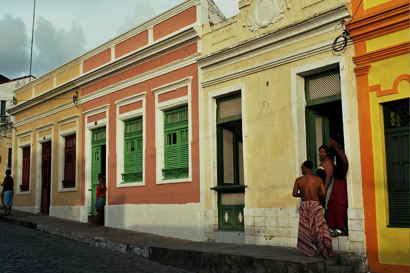 STREET LIFE. OLINDA. PERNAMBUCO.