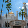 Omar Ali Saifuddin Mosque - Bandar Seri Begawan - Brunei Darusalam - by JeeWee