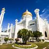 Omar Ali Saifuddin Mosque - Bandar Seri Begawan - Brunei Darusal