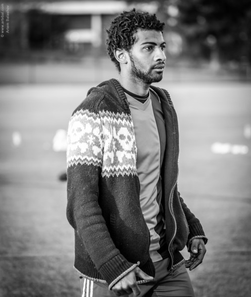 Saudi Arabia Player during Penn State ISC Spring 2013 Soccer Tournament