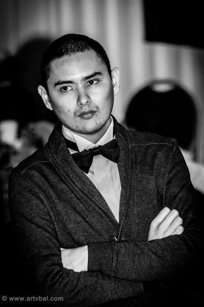 Member of Kazakh Community of Penn State University, December 2012