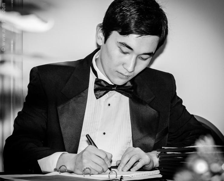Member of Kazakh Community of Penn State University, December 2012