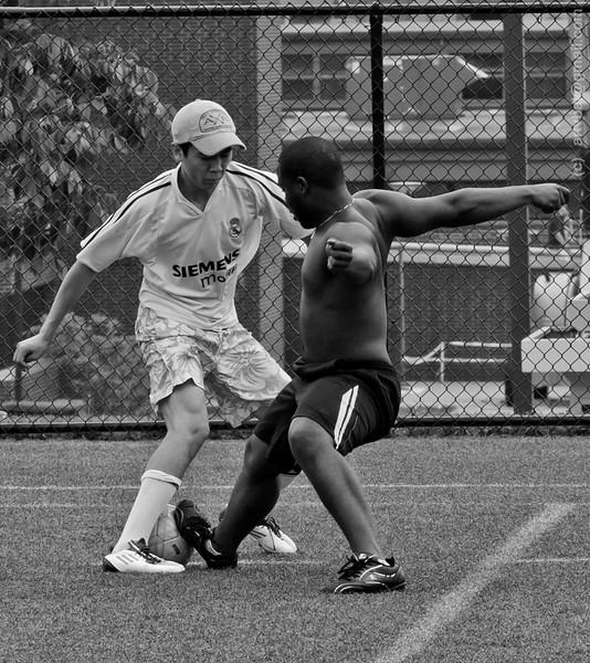 Penn State International Community Soccer, Fall 2011, State College, PA