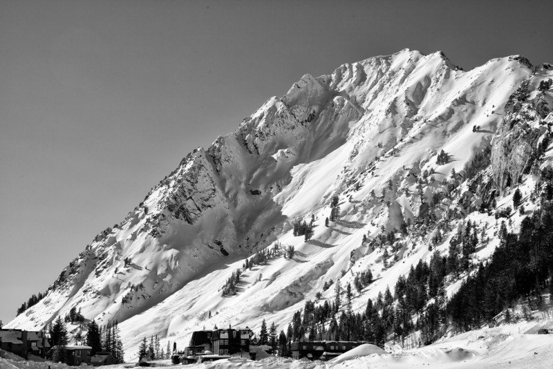 Mt Superior- Little Cottonwood Canyon