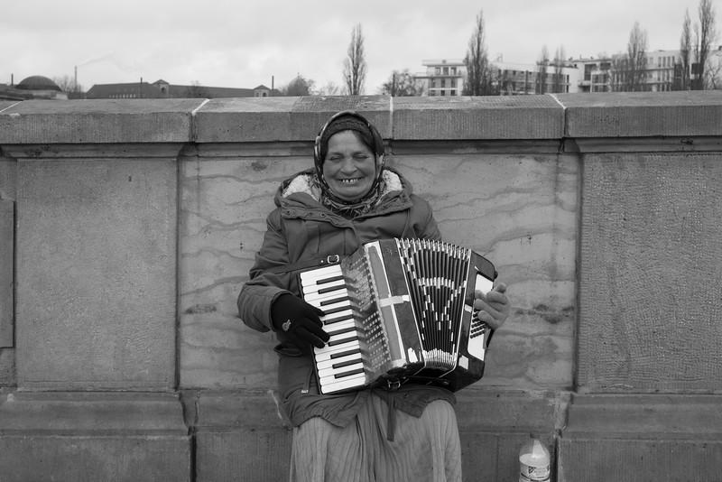 Street Music - Berlin