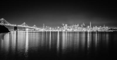 Bay Bridge, San Francisco, CA