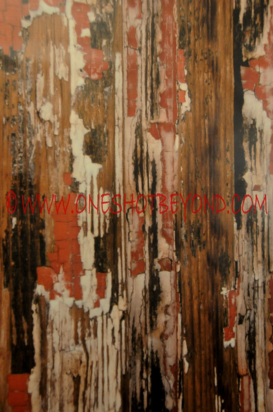 rustic browns and reds