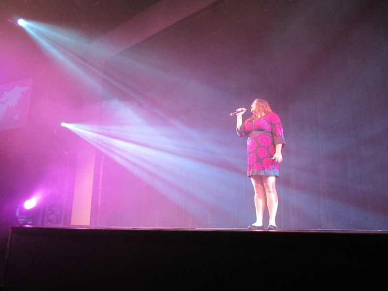 Cruise Workers Talent Show