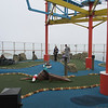 Minature Golf on Cruise Ship