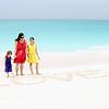 LOVE, The Stefanyak's Vacation Photo Shoot. Exuma Bahamas.