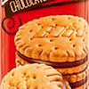 220399 BAHLSEN HIT Cocoa shokolaadimaitselise täidisega küpsised 220g