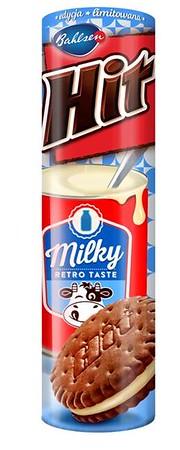 224099 BAHLSEN HIT Milky 220g