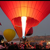 Balloon Glow at Twilight,