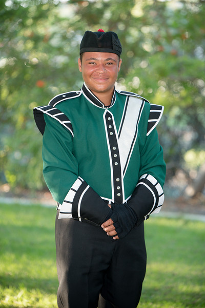 Helix Highlander Marching Band