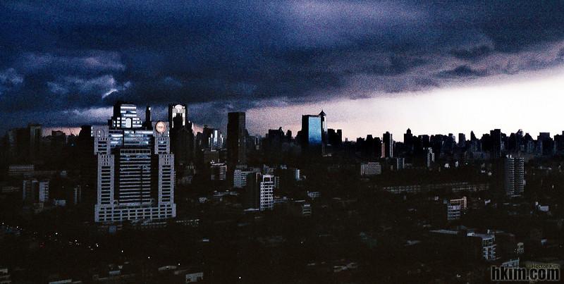 Out My Window #1<br /> Bangkok, Thailand | 2011