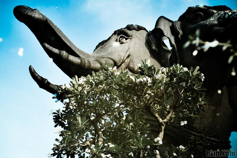 Untitled<br /> Erawan Museum<br /> Samut Prakan, Thailand   May, 2011
