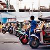 Tuktuks<br /> Bangkok, Thailand | 2011