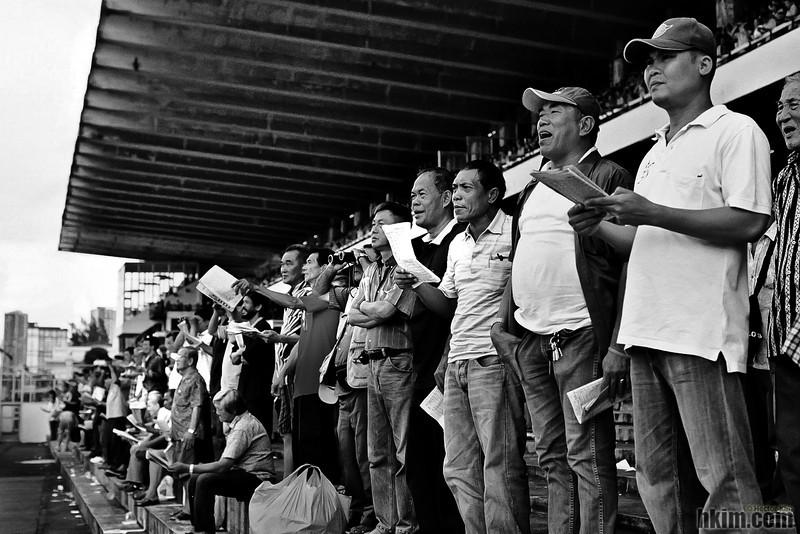 Many Dreams, One Wish<br /> Royal Turf (Horse Racing) Club, Bangkok, Thailand   June, 2011