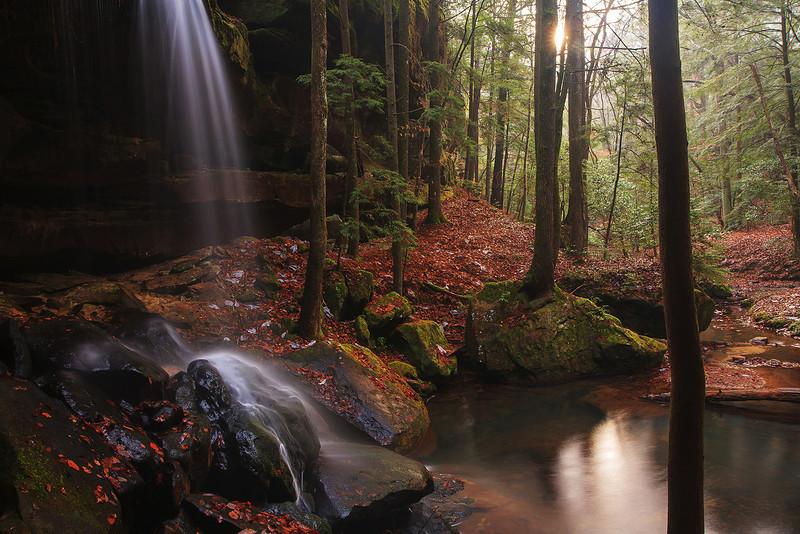 Turkeyfoot Falls