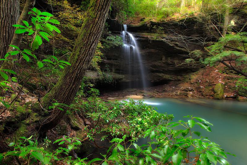 Shangri-la Falls